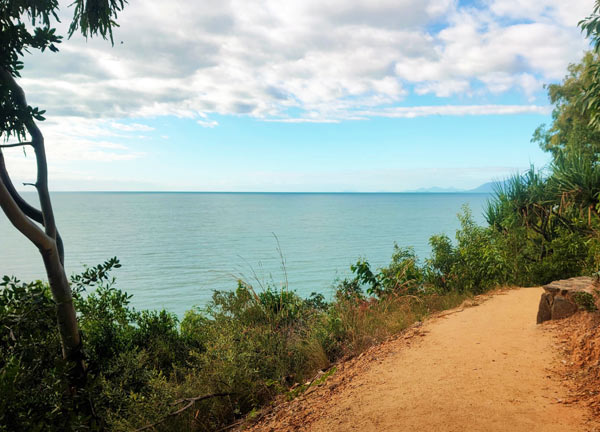 Flagstaff Hill Walking Trail – Stage 2 (2017) & Rectification (2019) – Douglas Shire Council