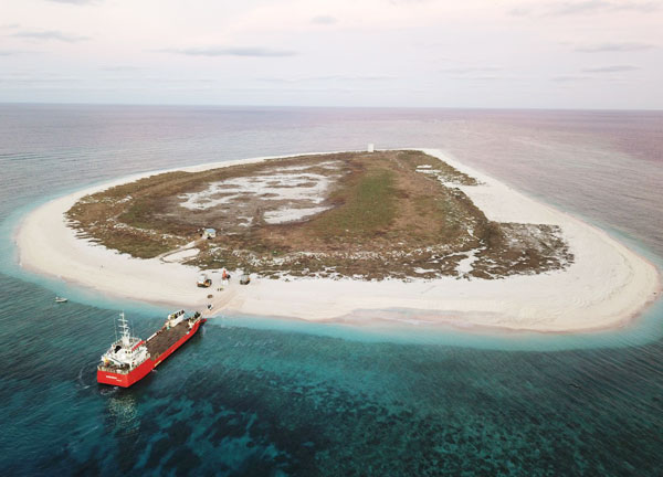 Raine Island Recovery Project – Department of Environment & Science